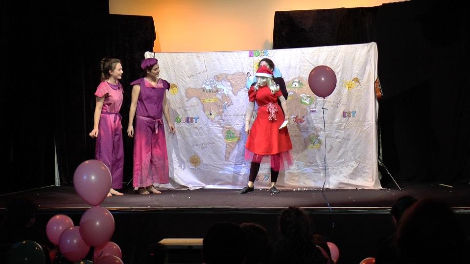 Spectacle théâtre pour enfant compagnie de Théâtre Ankréation